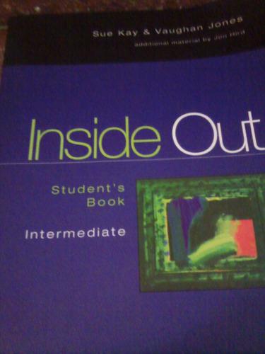 inside out libro de ingles - intermediate