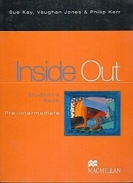 inside out. pre-intermediate + workbook.