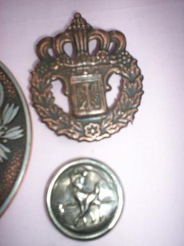 insigna aguila - dandy y varios 5 piezas