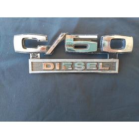 Insignia Chevrolet C50