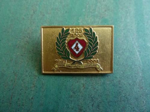 insignia cuarta compañía bomberos de osorno - vp