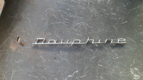 insignia dauphine