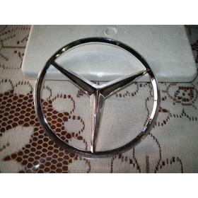 Insignia De Mercedes Benz Para Camion O Colectivo (14cms)