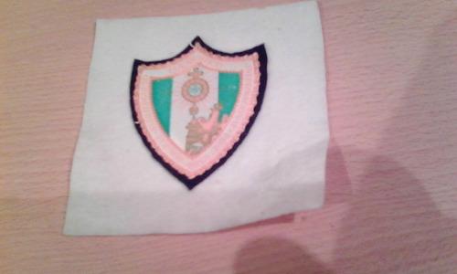 insignia escudo congreso eucaristico internacional 1934