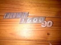 insignia fiat 1600 90