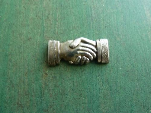 insignia manos ayudadoras - vp