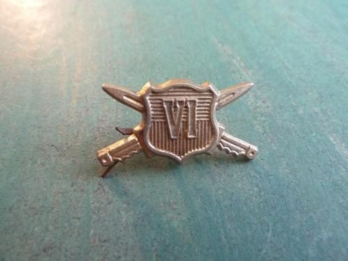 insignia militar - vp