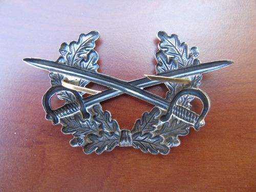 insignia piocha caballería alemania