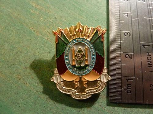 insignia república de río grande - vp