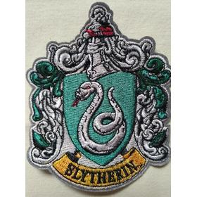 Insignia Slyterin Harry Potter