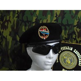d0d66a48826d7 Fuerzas Especiales Mexico Boina Alemana Color Negro