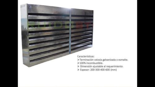 insonorización ruido aislamiento acústico barreras cabinas