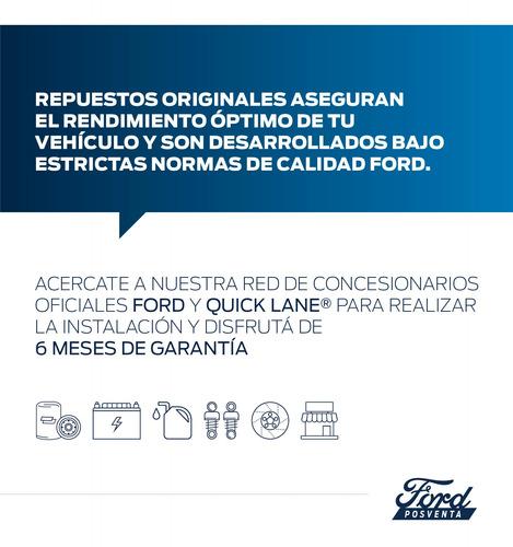 insonorizador de motor ford focus iii 13/19