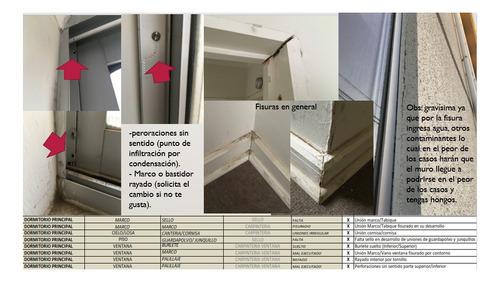 inspección técnica en entrega de viviendas.