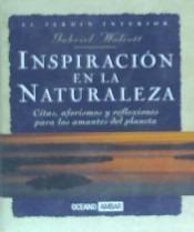 inspiración en la naturaleza(libro otras literaturas)
