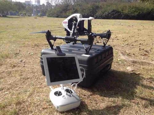 inspire 1 dji drone - filmagem em 4k - pronta entrega
