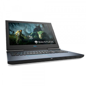 Inspiron Gaming Dell G7 15 7588 Core I7-8750h Hasta 3 9 Ghz/