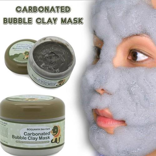 inst carbonated bubble clay mask bubbles origin beauty masca