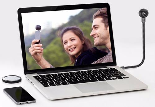 insta360 air, para android. fotos y videos 360° envíogratis