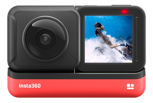 insta360 one r 360 edition - cámara de acción deportiva an