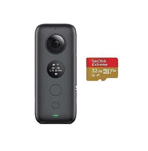 insta360 one x câmera filmadora de ação, 5.7k, 18mp