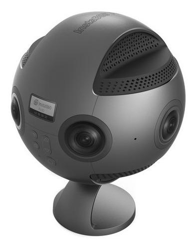 insta360 pro spherical vr 360 8k camera negra