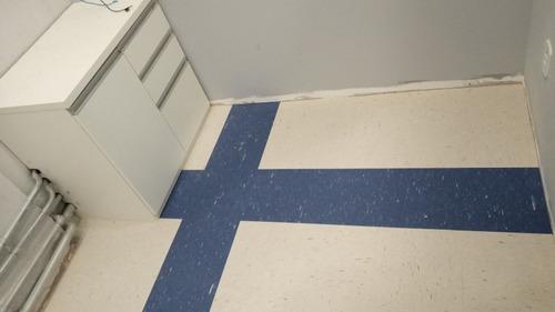 instalaçao de piso vinilico