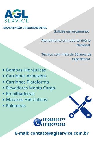 instalaçao e manutenção de equipamentos industriais