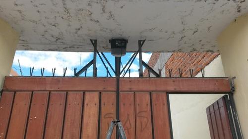 instalaciòn y mantenimiento de puertas eléctricas en quito