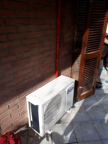 instalacion aire acond