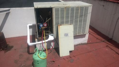 instalacion aire acondicionado/