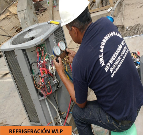 instalacion aire acondicionado reparación mantenimiento