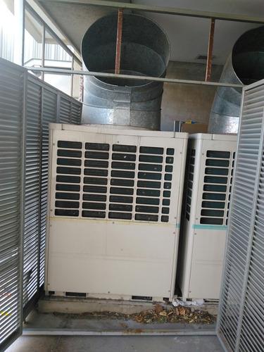 instalación aire acondicionado /servicio temomecanica .