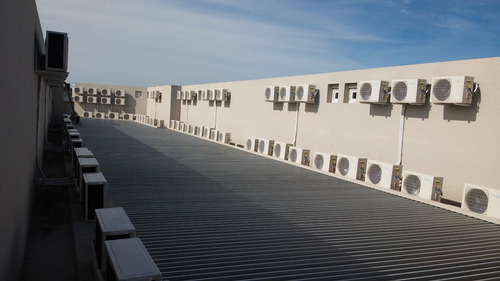 instalación aire acondicionado split climatizacion pinamar