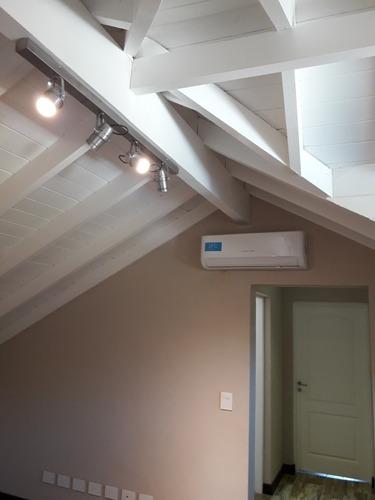 instalación aire acondicionado split / electricista