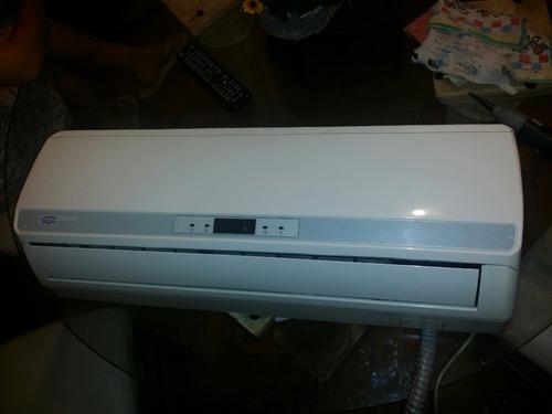instalacion aire acondicionado split hasta 3000 frigorias