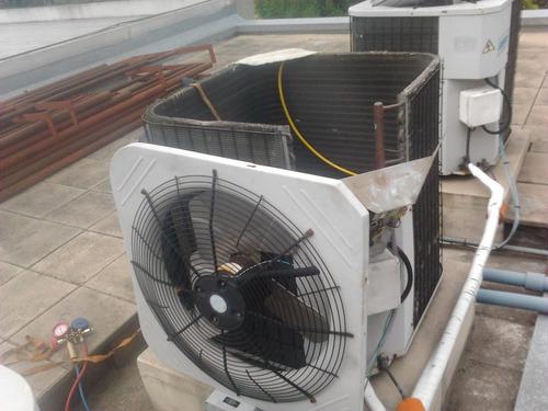 instalación aire acondicionado split matriculado r410a mpago