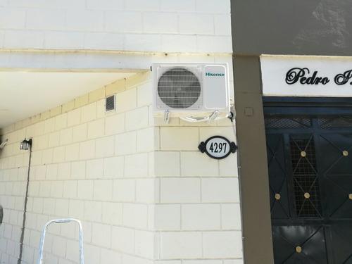 instalacion aire acondicionado técnico