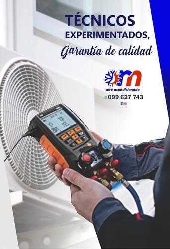 instalacion aire acondicionado tecnico reparacion traslados