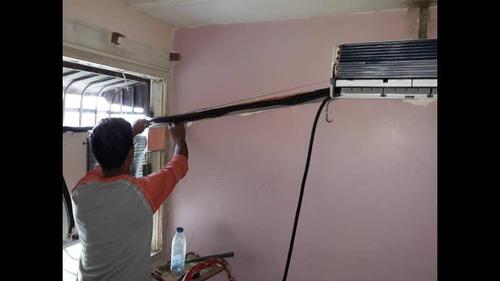 instalacion aire reparacion
