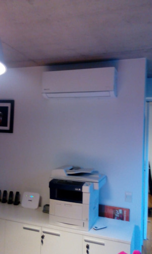 instalación aire split - mercado pago - 100 % positivo