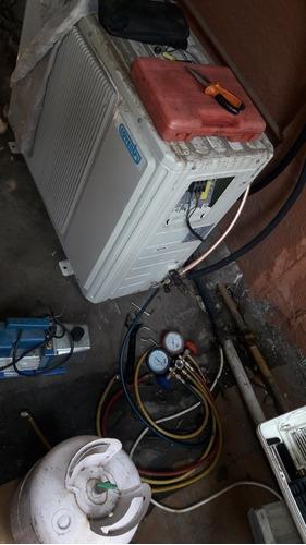 instalacion aires acondicionados