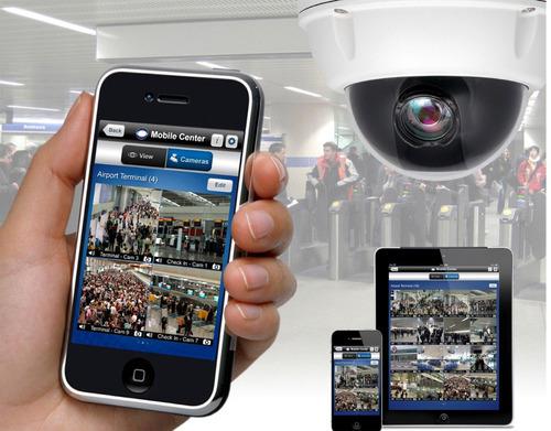 instalación alarma domiciliaria - técnico- cámaras seguridad