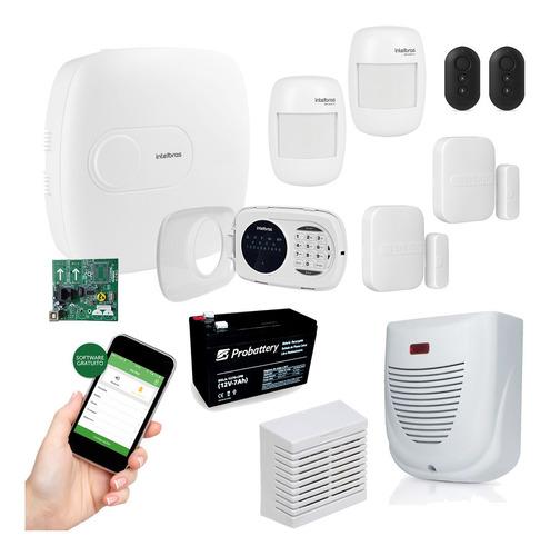 instalación alarmas domiciliarias cámaras cctv casa comercio