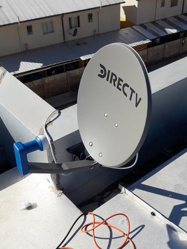 instalación antena kit directv valparaiso- viña y alreded)