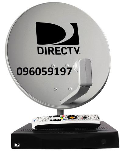 instalacion antenas directv prepago en el día venta de kit