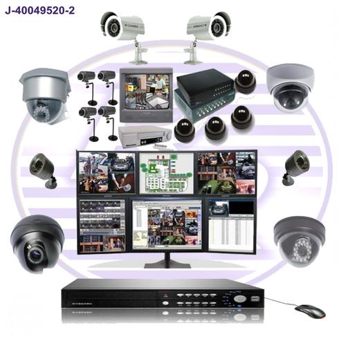 instalacion camaras cctv porton accesos control remoto