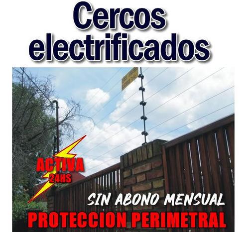 instalación cámaras de seguridad alarmas cercos eléctricos