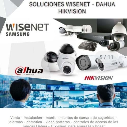 instalación cámaras de seguridad, alarmas de seguridad