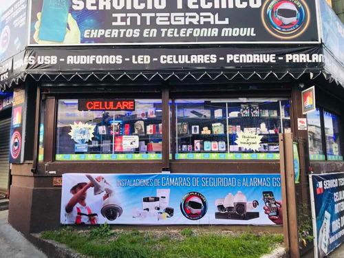 instalación cámaras de seguridad & alarmas gsm celuchile.cl